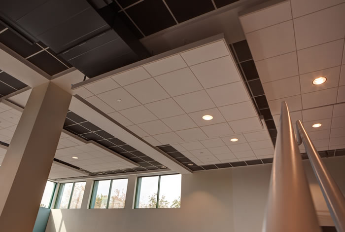 United Building Materials Acoustical Ceilings