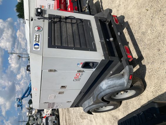 2018 Wacker Neuson G50 T4F Diesel Generator