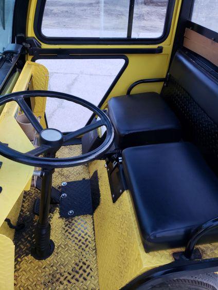 2010 E-Z-GO TITAN 875 Utility Vehicle