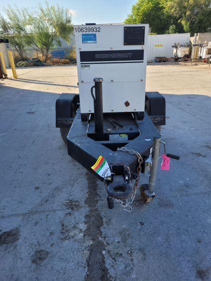 2017 Multiquip DCA15SPXU4F Diesel Generator