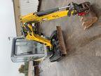 2013 Wacker Neuson 1404 Mini-Excavator