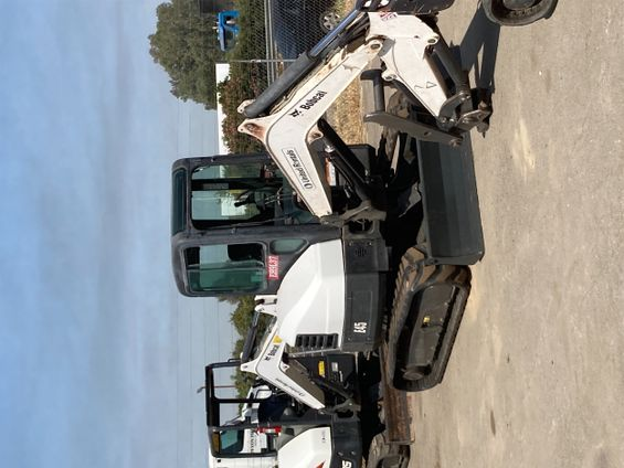 2016 Bobcat E45 Mini-Excavator