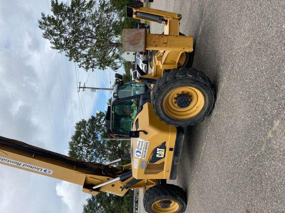 2013 CAT TL1055C Rough Terrain Forklift