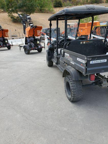 2015 Club Car CARRYALL 1700 Utility Vehicle