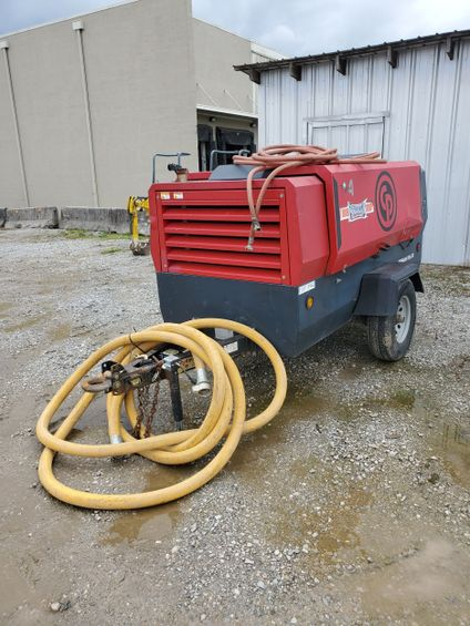 2015 Chicago Pneumatic CPS 400-150 Air Compressor