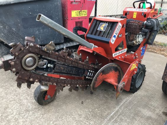 2017 Ditch Witch C14 Trencher