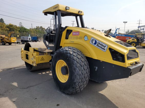 2016 BOMAG BW211D-50 Ride-On Roller