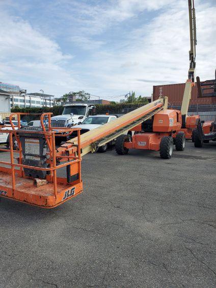 2012 JLG 800S Boom Lift