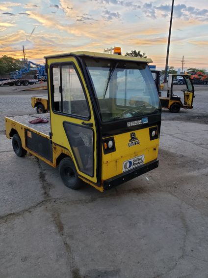 2014 E-Z-GO TITAN XDU,2P48V Utility Vehicle