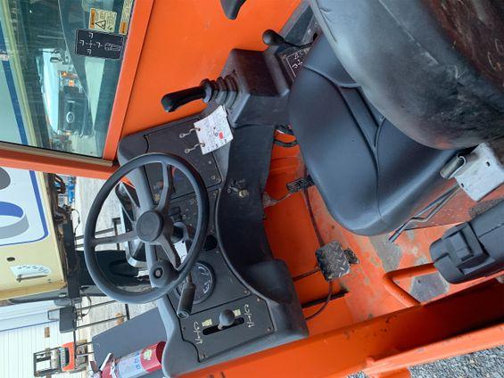 2014 JLG G6-42A Rough Terrain Forklift