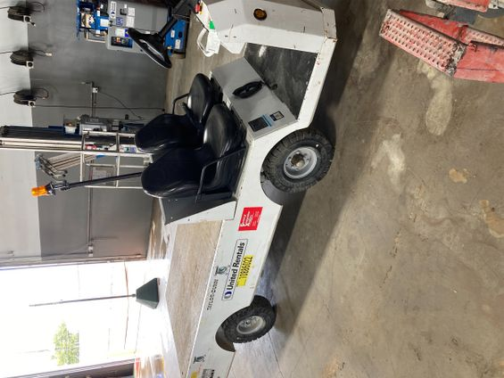 2019 Taylor Dunn BIGFOOT 36V AC Utility Vehicle
