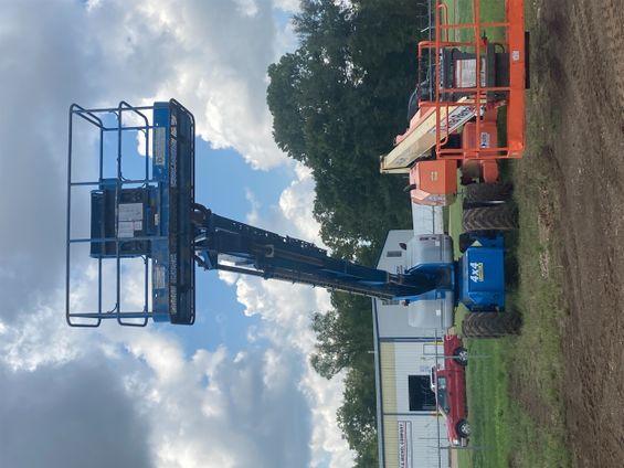2013 Genie S-125 Boom Lift