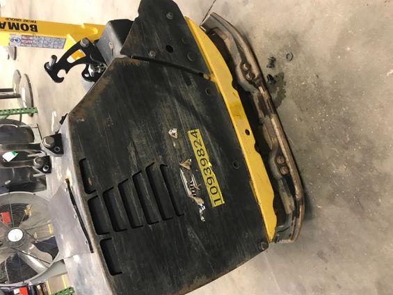 2019 BOMAG BPR50/55DE Plate Compactor