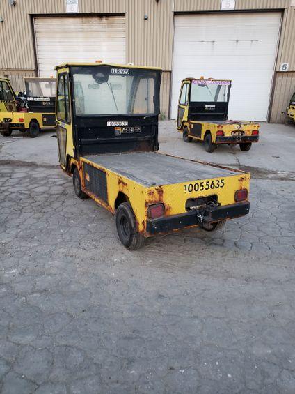 2012 Cushman 600411G01 Utility Vehicle