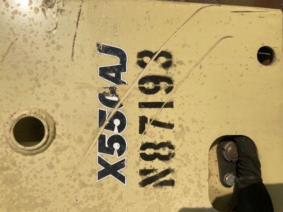 2014 JLG X550AJ Boom Lift
