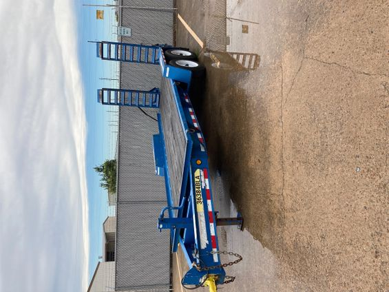 2016 Towmaster T16D-18 Trailer
