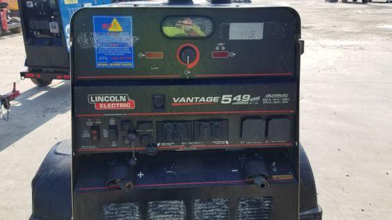 2019 Lincoln Electric VANTAGE 549 Welder