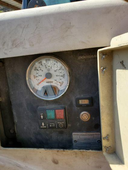 2016 Doosan C185WDZ-T4F Air Compressor