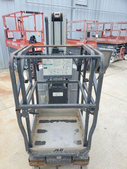 2015 JLG 20MVL Scissor Lift
