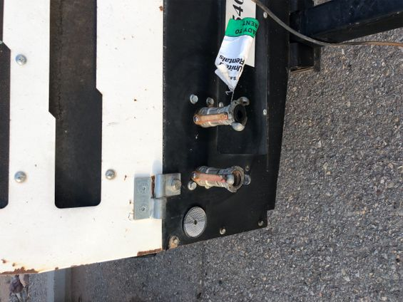 2016 ROTAIR D185T4I Air Compressor
