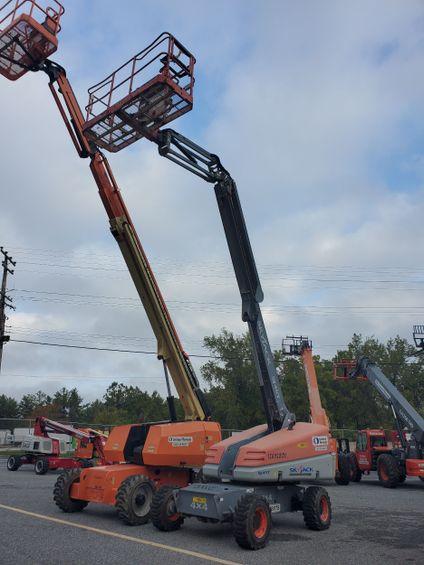 2012 Skyjack SJ45T Boom Lift