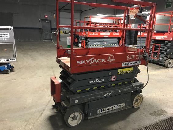2015 Skyjack SJIII3219 Scissor Lift