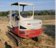 2016 Takeuchi TB240 Mini-Excavator