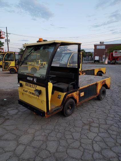 2012 E-Z-GO TITAN 875 Utility Vehicle