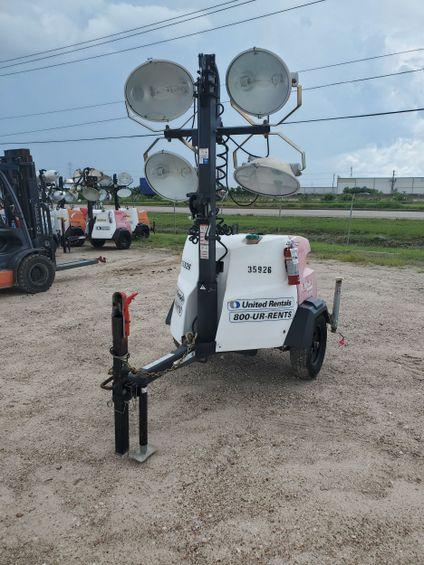 2016 Magnum Pro MLT6SK Towable Light Tower