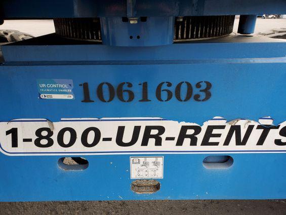 2008 Genie S-85 Boom Lift