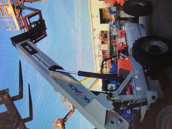 2013 Skyjack VR642D Rough Terrain Forklift