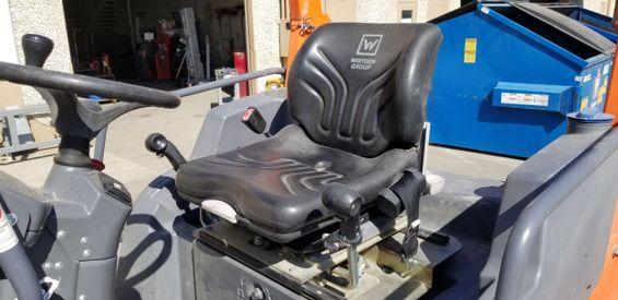 2018 Hamm HD14VV Ride-On Roller