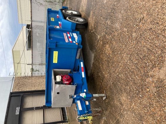 2017 Towmaster T-9HD 10FT GAS Trailer