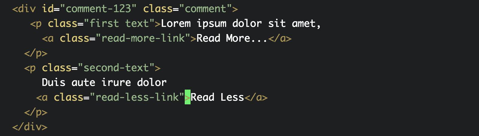 Basic Component Code