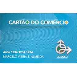 Cartão do Comércio