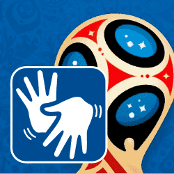 Copa 2018 Libras