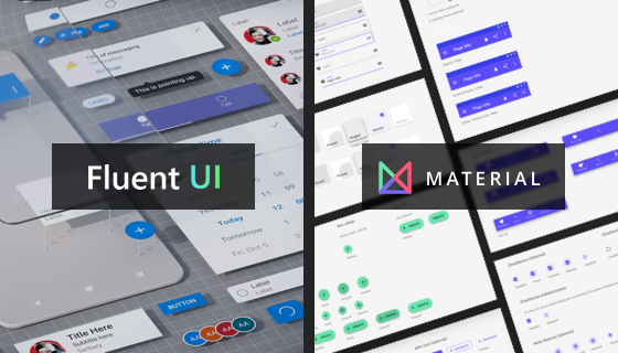 Uno Platform Uno Platform 3.0 - Styling Uno Applications with Fluent and Material styles