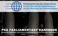 Handbook from Parliamentarians for Global Action (PGA) on promoting the signature, ratification, and implementation of the Arms Trade Treaty