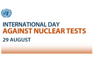 United Nations commemorates International Day against Nuclear Tests