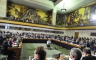 Conference on Disarmament concludes 2013 session in Geneva. Co-chair of working group plans to  be active during intersessional period