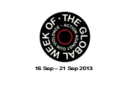 High Representative Kane's Statement on the Global Week of Action Against Gun Violence 16 - 21 September 2013 (PDF)
