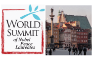 World Summit of Nobel Peace Laureates calls for nuclear weapons abolition as humanitarian imperative