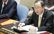Secretary-General sends OPCW report  on the 'Progress in the Elimination of the Syrian Chemical Weapons Program' to UN Security Council