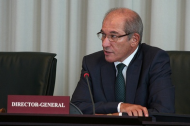 OPCW Executive Council receives plan for the destruction of Syria's chemical weapons from the OPCW Director-General