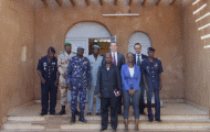 Delegation of the Security Council's 1540 Committee wraps up its four-day visit to Niger, at the invitation of the Government