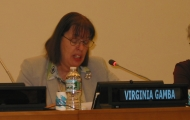 Ms. Virginia Gamba's opening remarks on Opportunities and Challenges for Disarmament Education