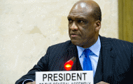 General Assembly President, John Ashe, encourages Conference on Disarmament in Geneva to stay focused