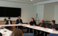 High Representative Kane Meets with Civil Society Groups Engaged in Disarmament Issues