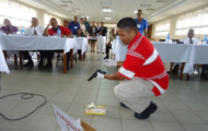 UNLIREC assists Belize in combating illicit firearms related crimes through training