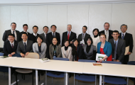 UN Office for Disarmament Affairs meets youth representatives of Soka Gakkai